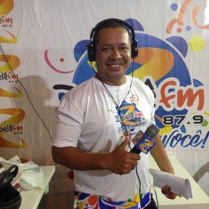Alessandro Paes Landim Comunicador da Zabelê FM