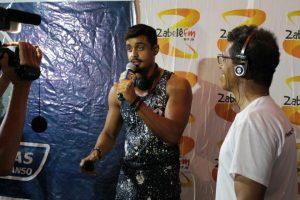 Zabelê - Lincon Sena vocalisda da banda Duas Medidas