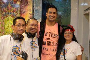 Zabelê FM - Xande Vocalista da banda Harmonia do samba