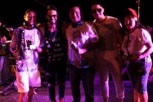 Zabelê FM - Vocalistas da banda X10