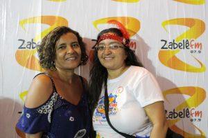 Zabelê FM - Iolanda Souza e Marinalva Chavier Comunicadoras da Zabelê FM