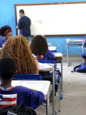 Secretaria de Segurança Pública apura boatos e ameaças às escolas baianas via redes sociais. Foto: Camila Souza/GOVBA